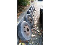 LDV & Early Transit Wheels & Tyres