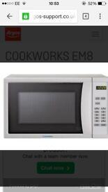Cookworks Microwave !!!!!