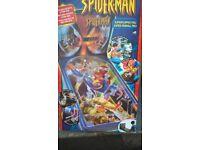 spider man pinball machine.