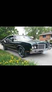 CERTIFIED-1972 cutlass supreme-CERTIFIED