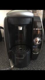 Tassimo coffee machine & pod stand