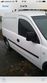Vauxhall white van good runner mot Until May