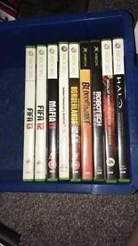 Xbox/360 Games