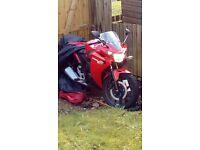 Honda cbr 125r-d for sale £2300 ono