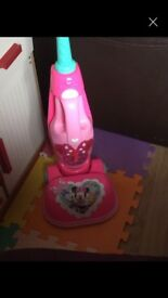Minnie Mouse Hoover
