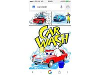Car wash staff