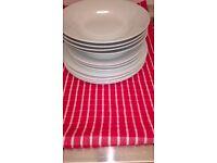 12 piece porcelain set