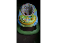 Unisex Chicco Band Baby Walker
