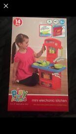 Brand new kids toy kitchen