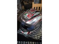AGV Motorcycle Crash Helmet size small
