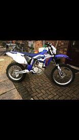 Yamaha wrf450 Wr450f not yzf 450 wr400