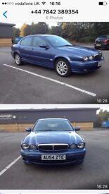 Jaguar x type bargain