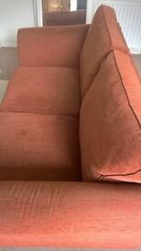 MARKS AND SPENCER BED SETTEE