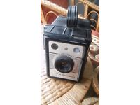 Coronet Ambassador box camera 1950's.