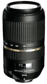 Tamron SP AF 70-300 Lens for Canon
