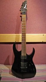 Ibanez RGT 6 EX RGT6EX EMG 81 and 85 Through - neck