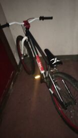X rated down hill/bmx bike for sale