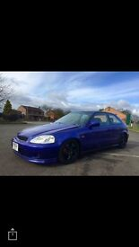 Honda civic vtec ek4 ej9 b16 b18 vti not ep3 gti turbo vxr tdi bmw swap a3 or vxr etc