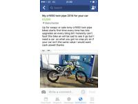 Crf450 2014 plz read pic an add