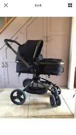 Mothercare Orb pram pushchair 3 in 1