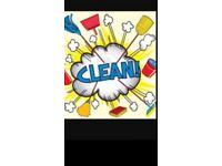 I am a good cleaner need cash in hand work £15 one hour