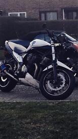 Suzuki bandit 650 abs street fighter
