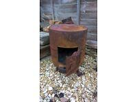 2 wood burners - £80 for both or individually negotiated