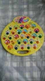 Peppa pig activity toy