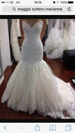 Maggie sottero marianne ivory dress