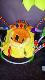 Mothercare 3in1 activity centre and jumperoo