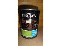 CROWN wall matt emulsion green