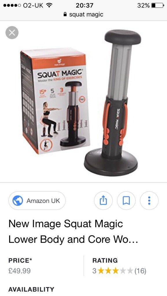 Squat magic .