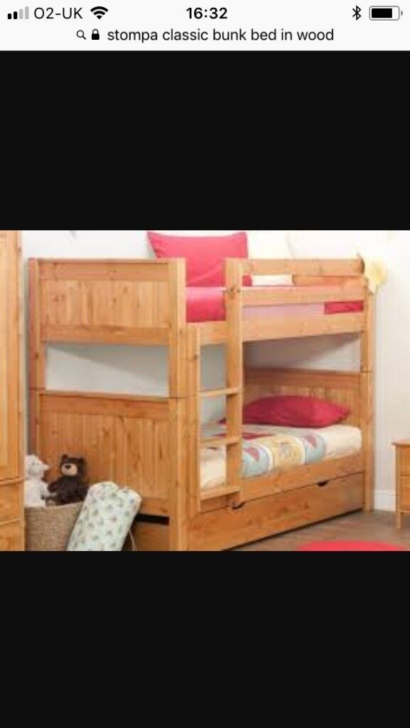 Stompa Classic Bunk Beds In Solihull West Midlands Gumtree