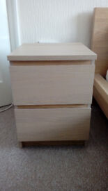 Malm Chest of 2 drawers Ikea