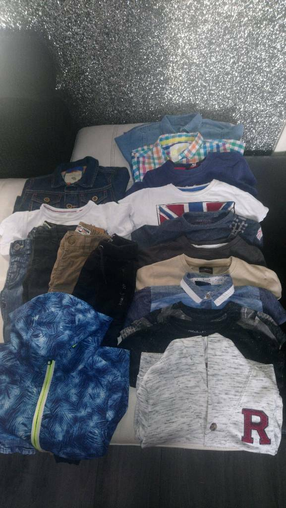 Boys bundle 2-3 years bundle