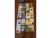 COLLECTION OF 20 WOMENS FICTION READS ALL EXC COND. LIKE NEW...GREAT TITLES ALL IN THE PIC £10