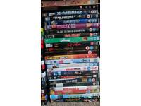 72 dvds for sale