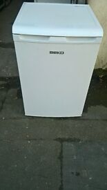 Small beko Fridge..under counter mint Free delivery