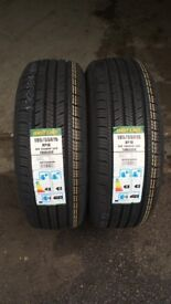 New 195/55/15 85V West Lake Budget Tyre
