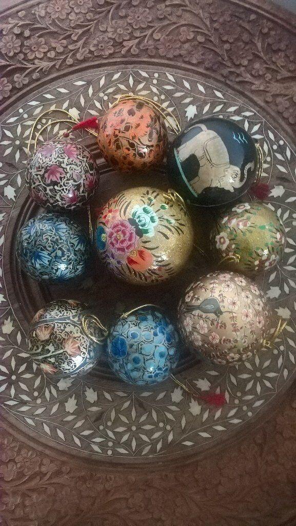 chrismas balls