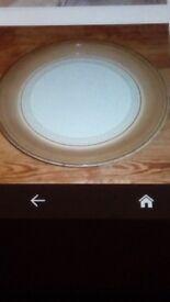 Vintage Denby plates