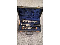 Clarinet. Vintage Boosey and Hawkes