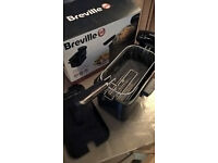 Breville stainless steel professional fryer