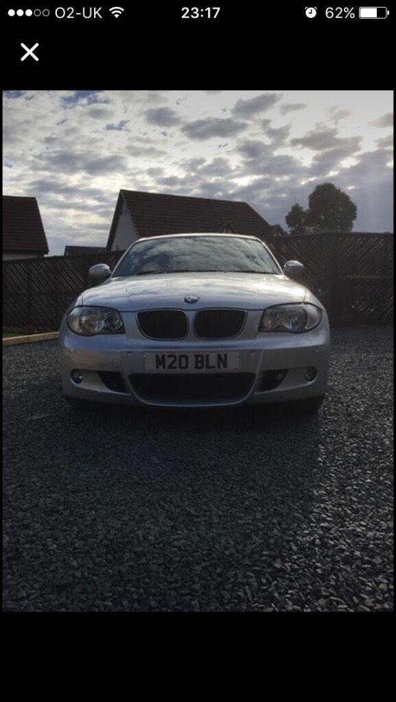 BMW 118 msport