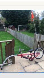 Trailer Bike / tag along