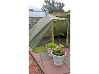 Tent for sale.Lichfield challenger 4.. £35.