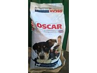 Oscars dog food Maize Chicken and Rice 15kg
