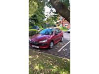 FOR SALE!! Peugeot 206 ! Very cheap!!!