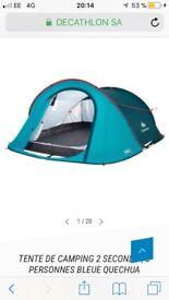 Tent DECATHLON 2sec