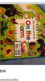 Brand new children books